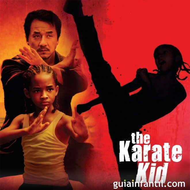 The Karate Kid. Cine para niños