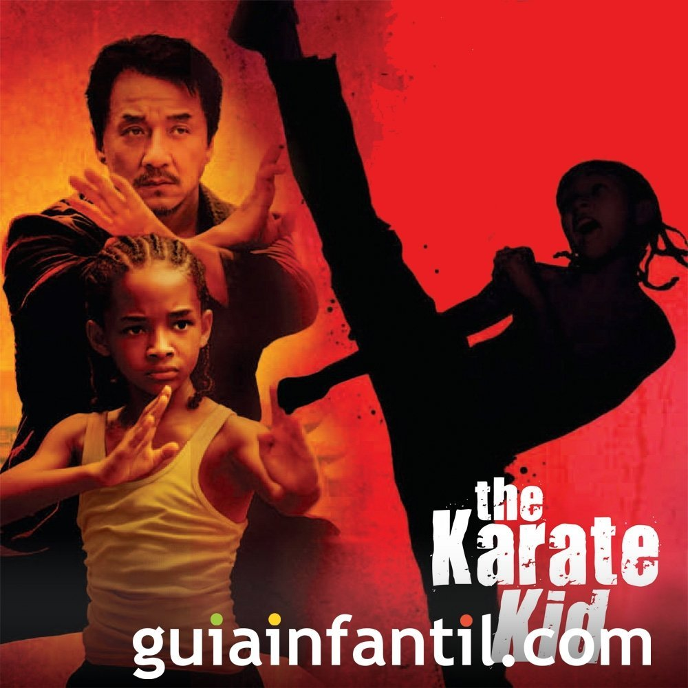 The Karate Kid. Cine para niños