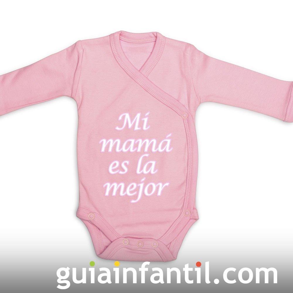 Un body con mensaje para el recién nacido