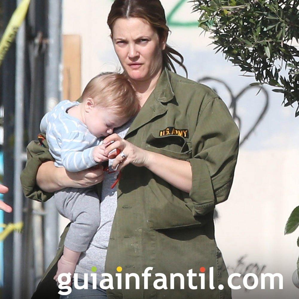 Frankie es el nombre de la hija de Drew Barrymore