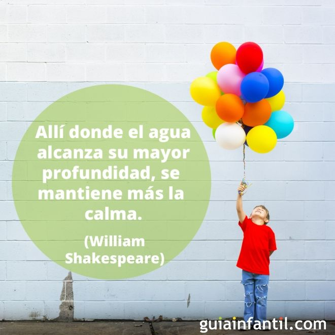 La paz según William Shakespeare