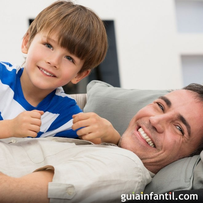En España el Día del Padre se celebra el 19 de marzo