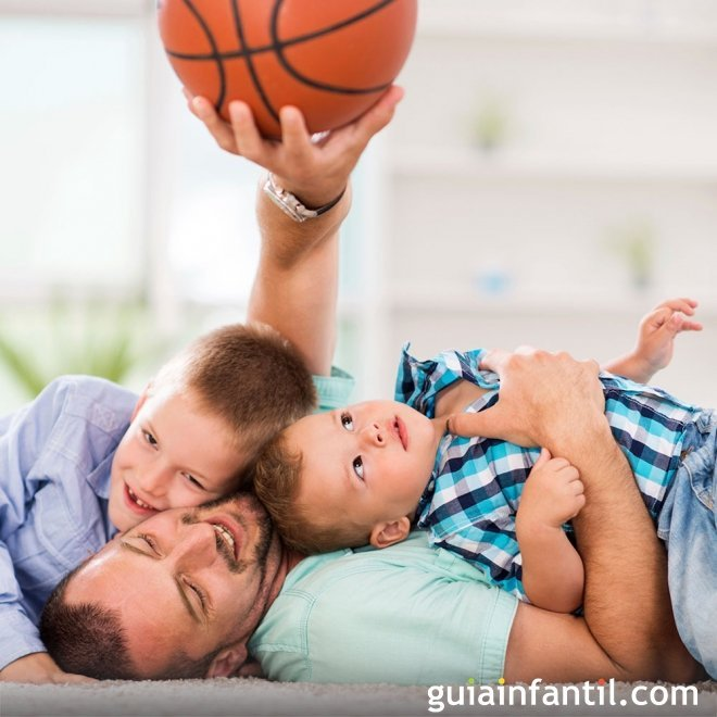 En EEUU, el Día del padre se celebra en junio