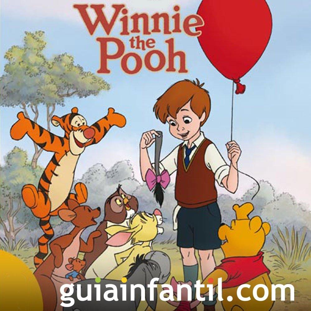 Winnie the Pooh, el osito favorito de los niños
