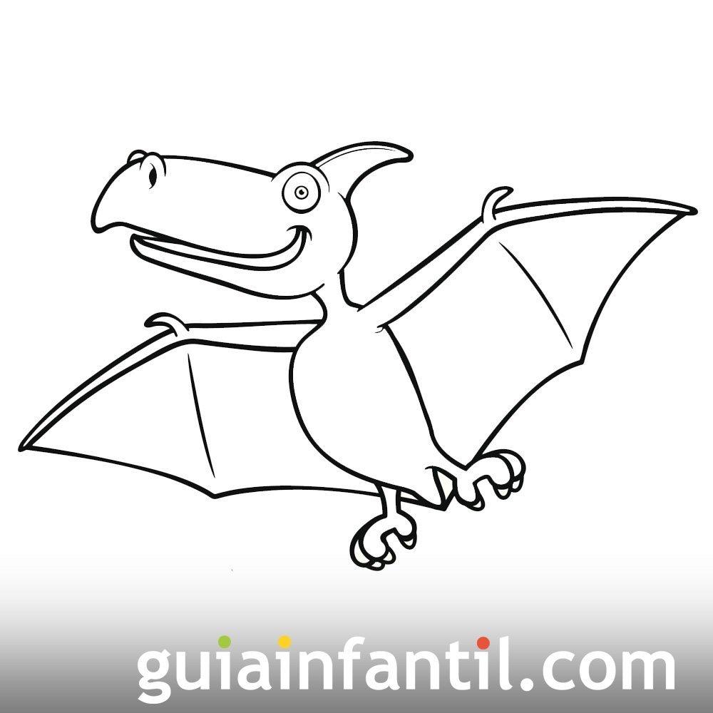 Dibujo De Pterosaurios O Dinosaurio Volador 'lagartos terribles') son un grupo de saurópsidos que aparecieron durante el período triásico. dibujo de pterosaurios o dinosaurio volador