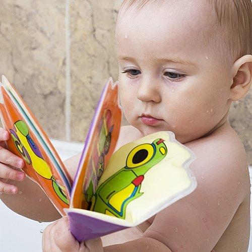 Libros para el baño del bebé