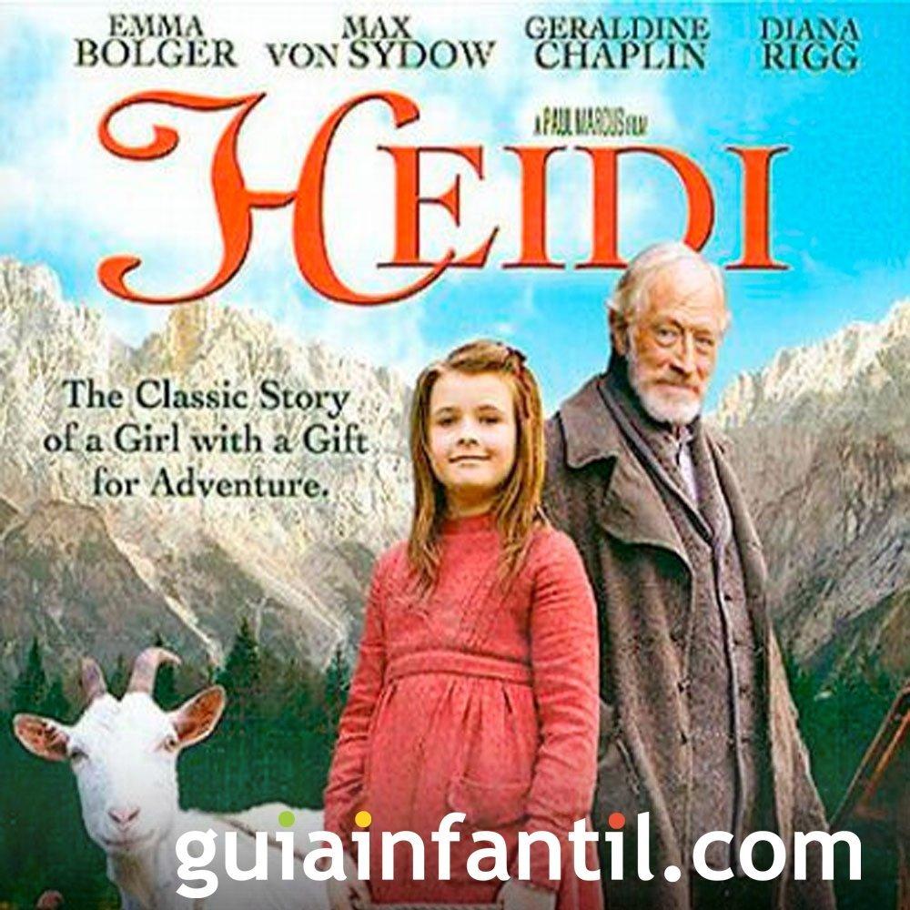 Heidi, un abuelo luchador con un gran corazón