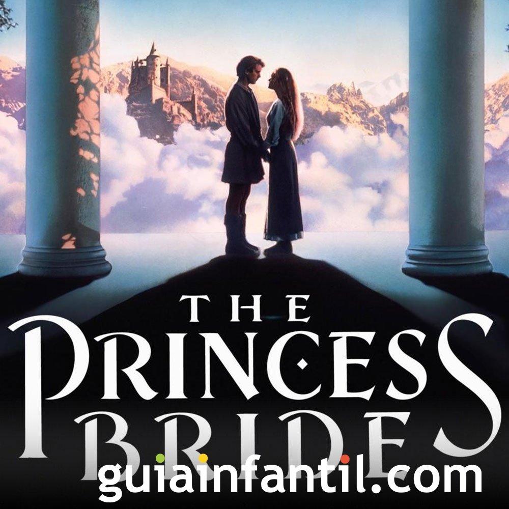 La princesa prometida, un abuelo cuentacuentos