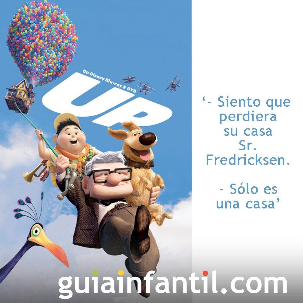 Frases de la película Up