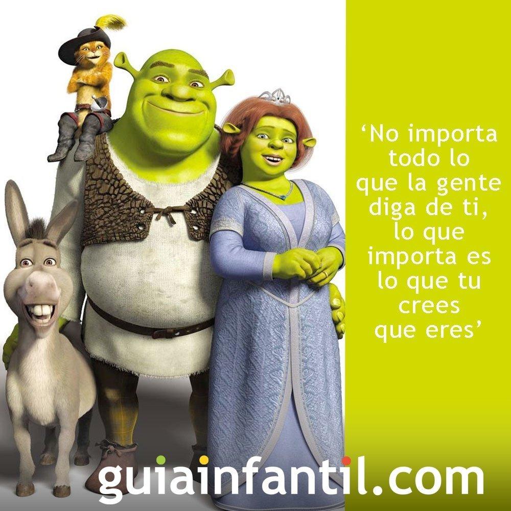 Frases de la película Shrek