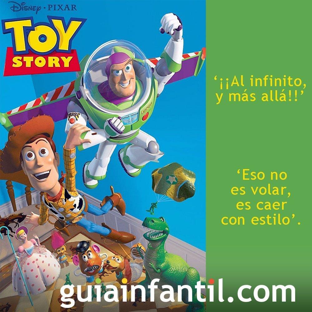 Frases de la película Toy Story