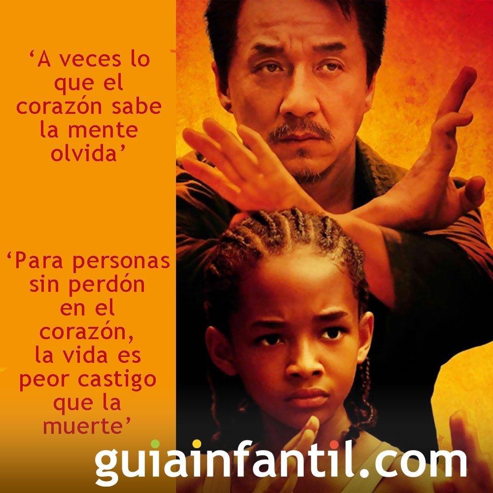 Frases de la película The Karate Kid