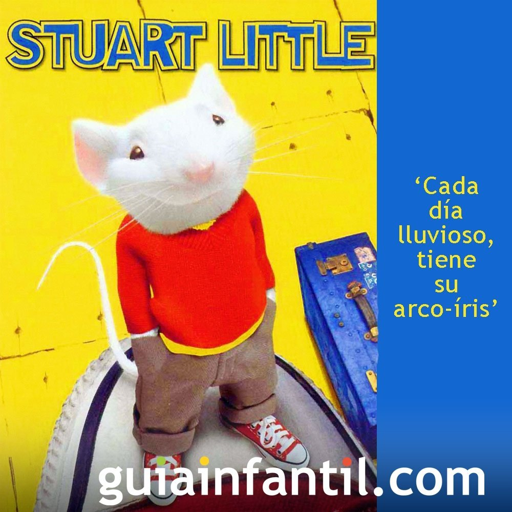 Frases de la película Stuart Little