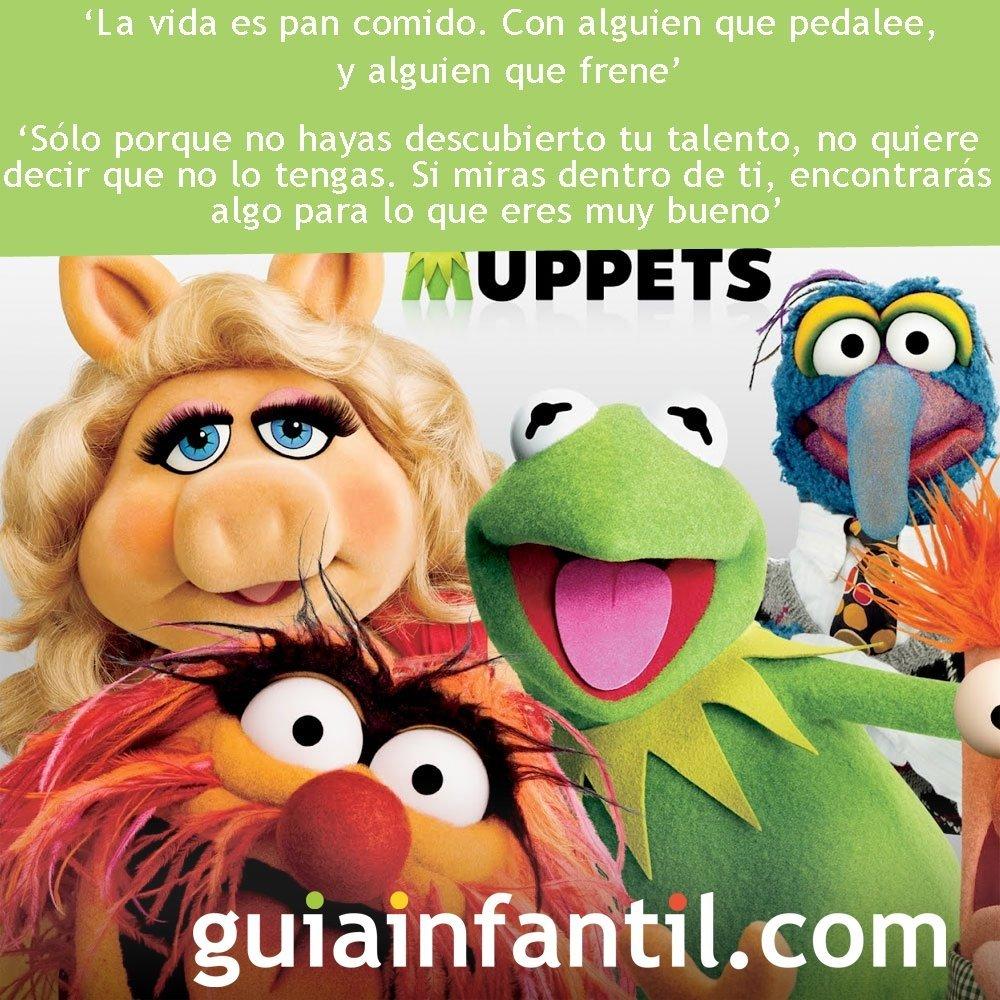 Frases de la película Los Muppets