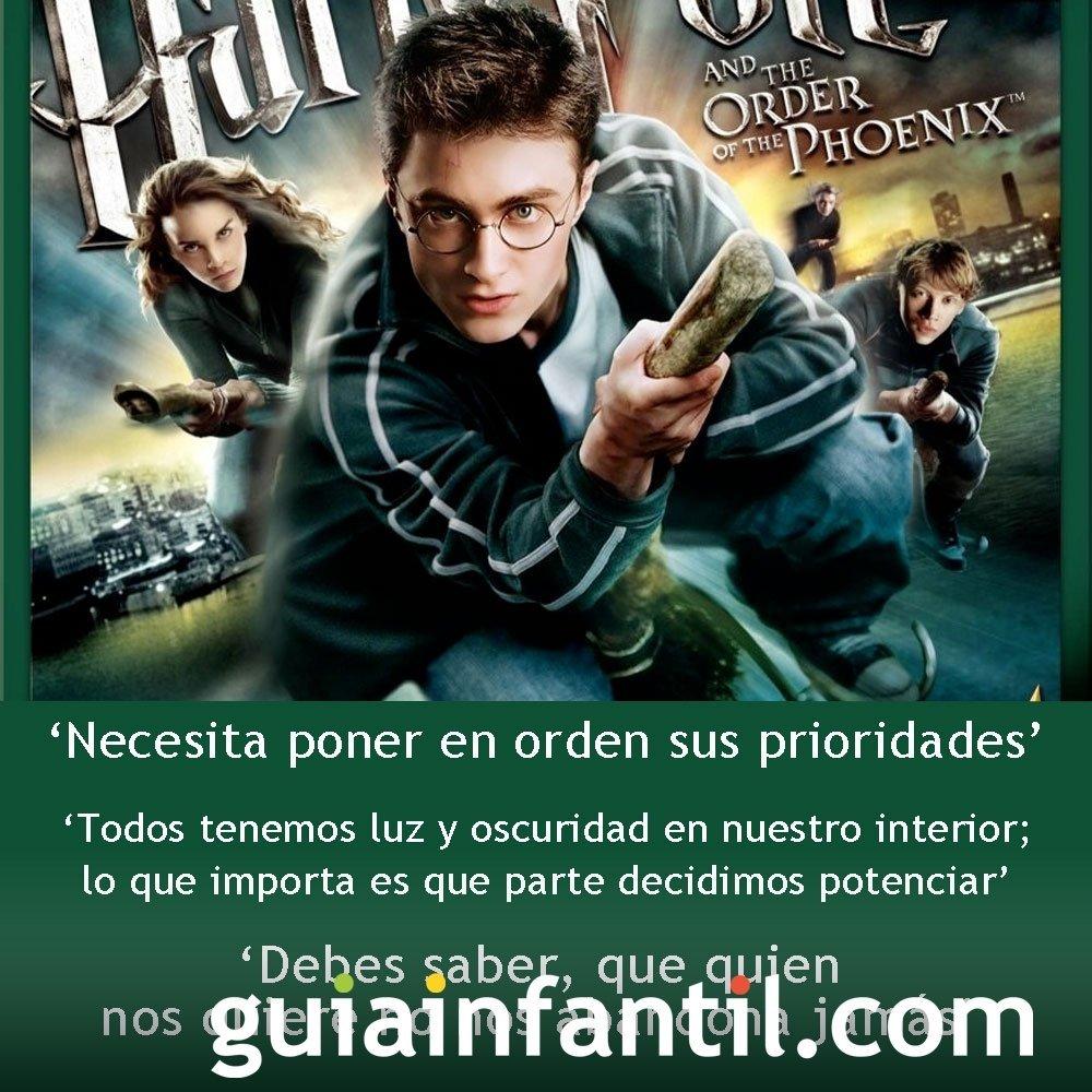 Frases de la película de Harry Potter