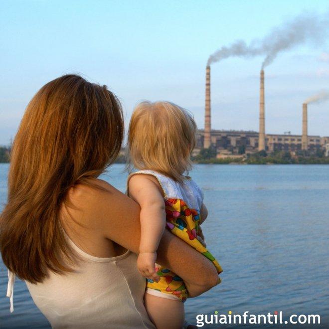 Sensibilizar a los niños sobre la contaminación