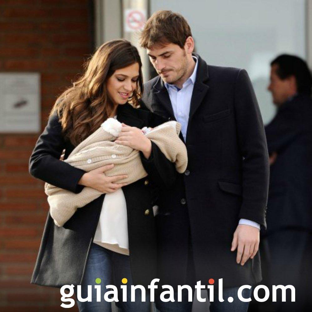 Sara Carbonero e Iker Casillas esperan su segundo bebé