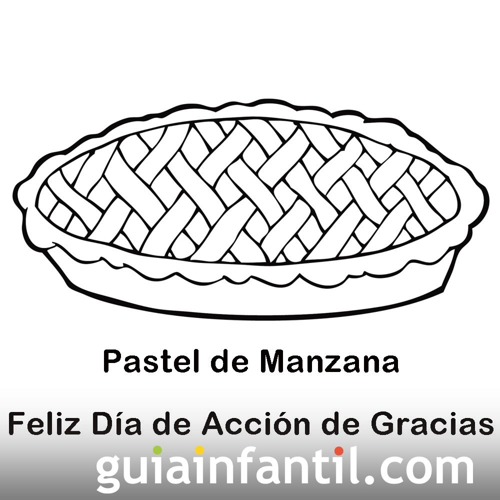 Pastel de manzana o Apple Pie