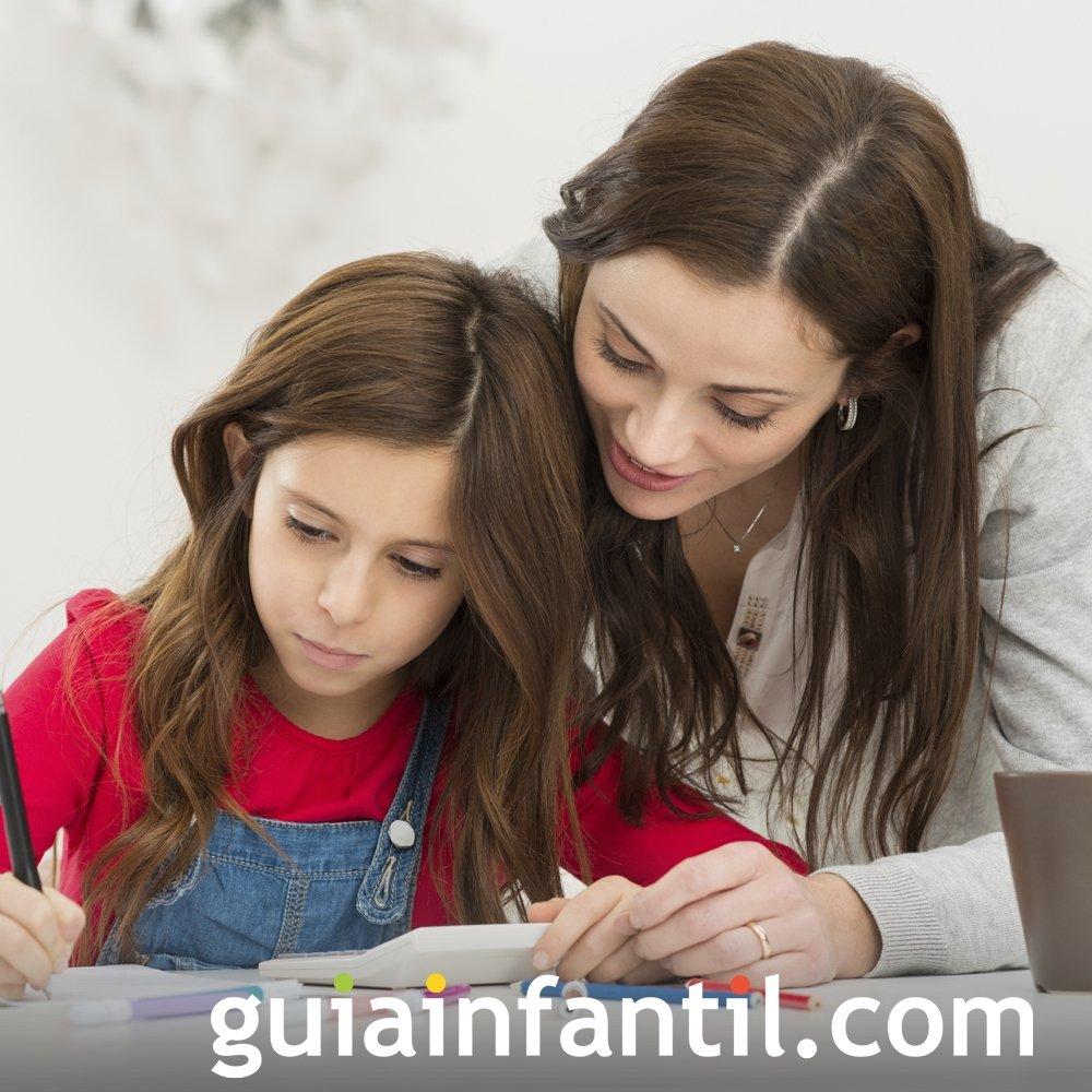 8. Participar de la vida escolar de los niños