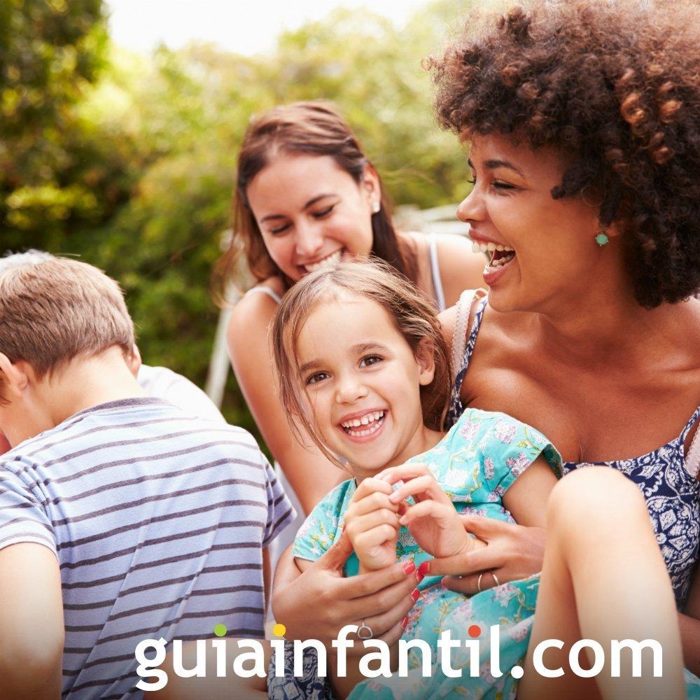 9. Conocer a los amigos de mis hijos