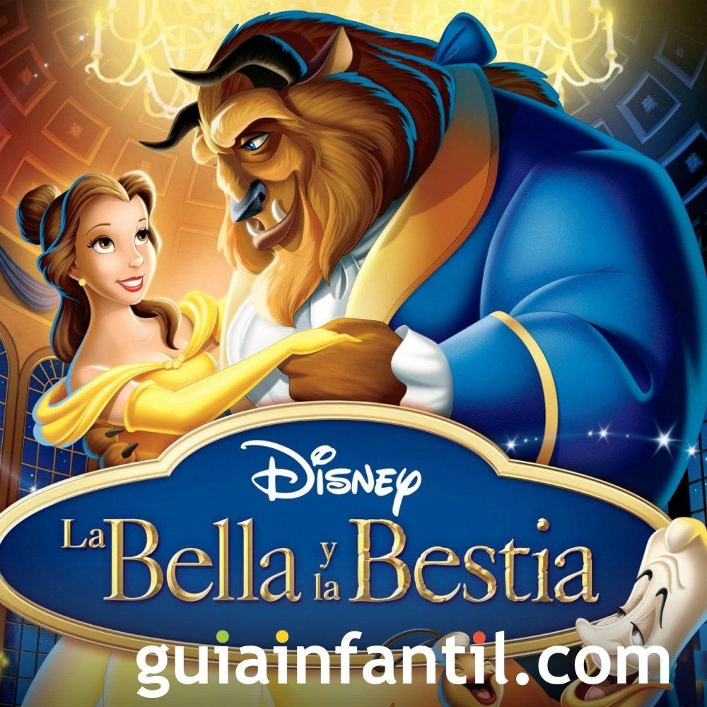 Canción y letra de la Bella y la Bestia