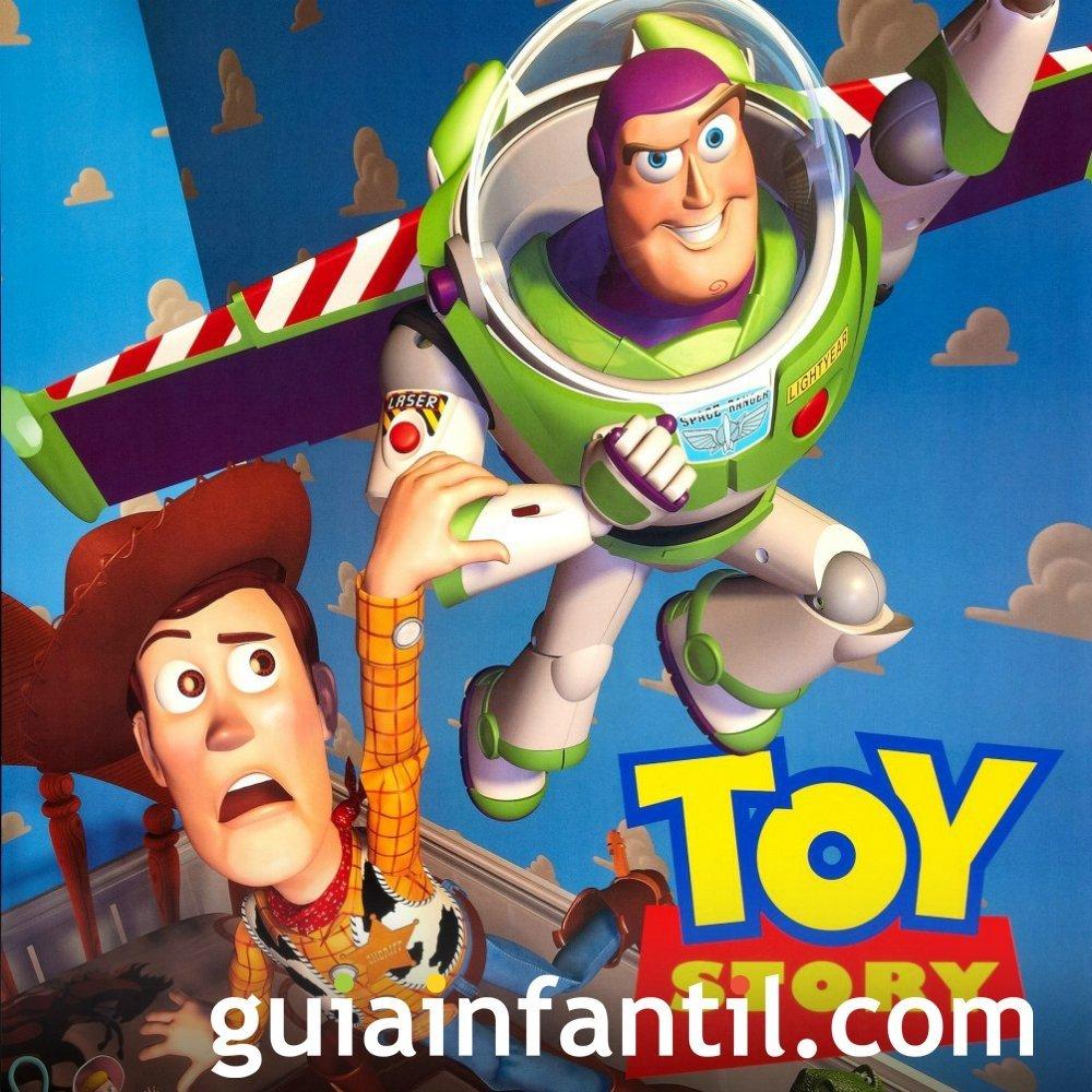 'Hay un amigo en mí'. Canción a la amistad de Toy Story