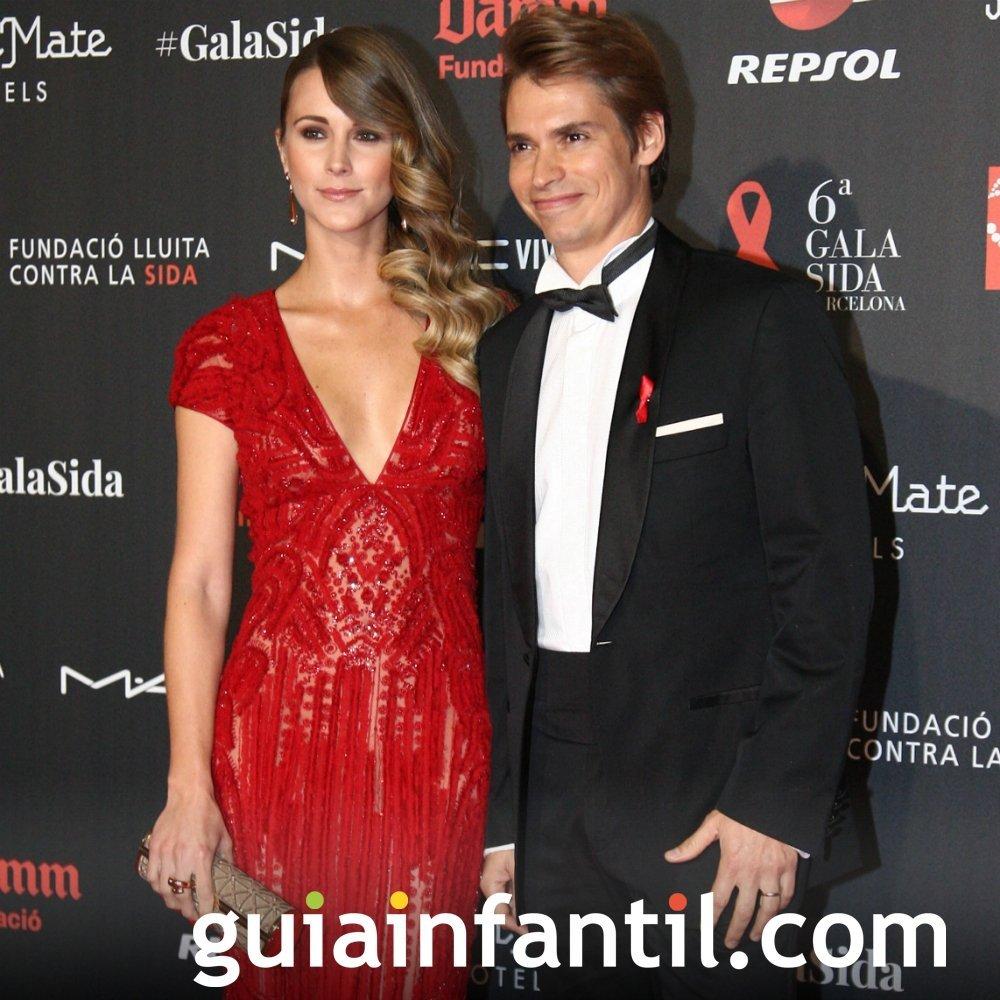 Carlos Baute y Astrid Klisans esperan su primer hijo