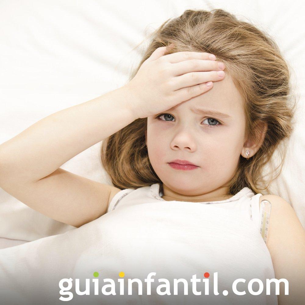 Acetona. Enfermedad común en bebés y niños