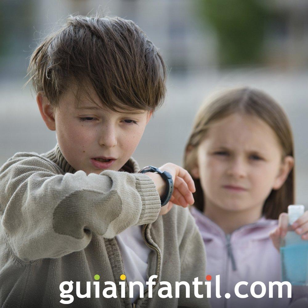 El asma. Enfermedad común en bebés y niños