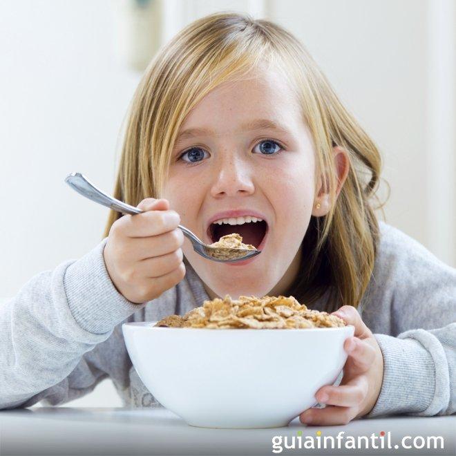 Tomar cereales y derivados a diario