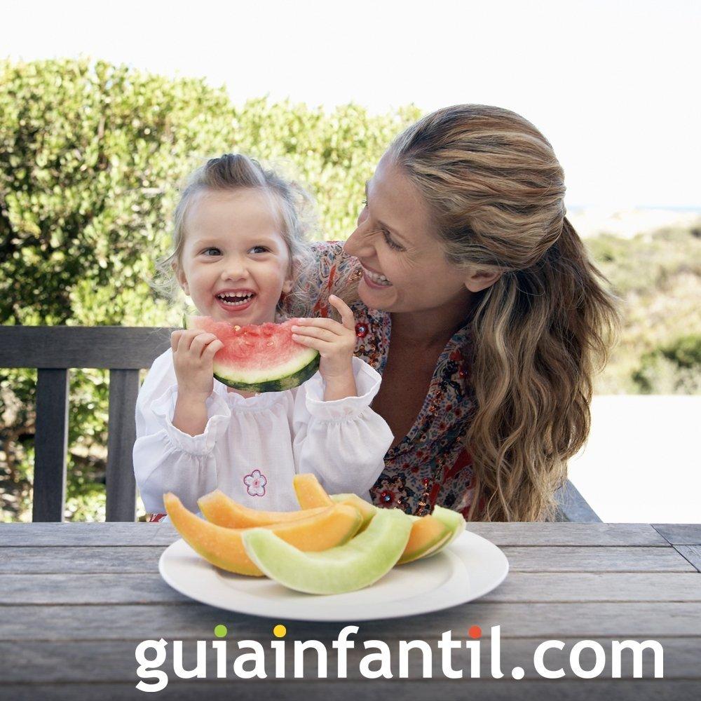 Hay que comer alimentos frescos y naturales