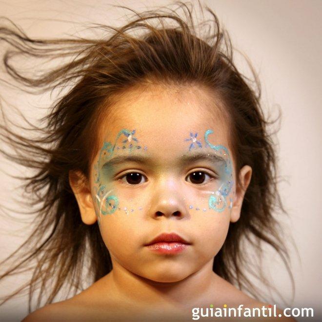 Maquillaje de hada para Halloween