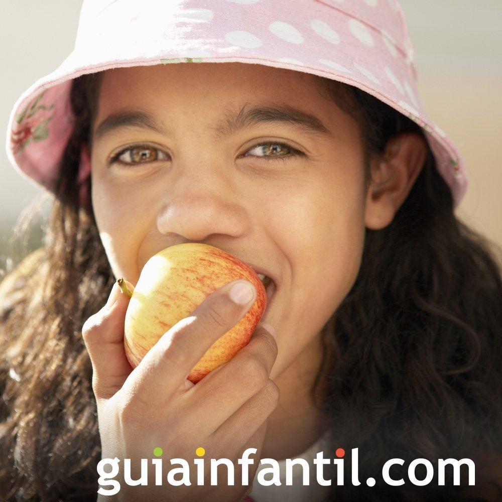 La fruta como el postre por excelencia
