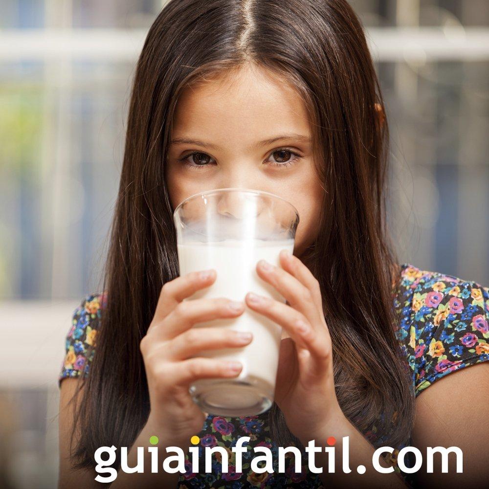 Tomar leche y derivados todos los días de la semana