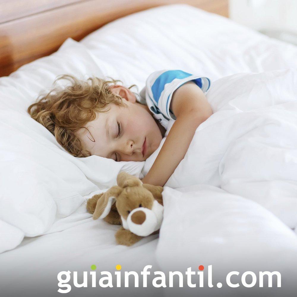 Dormir entre ocho y nueve horas al día