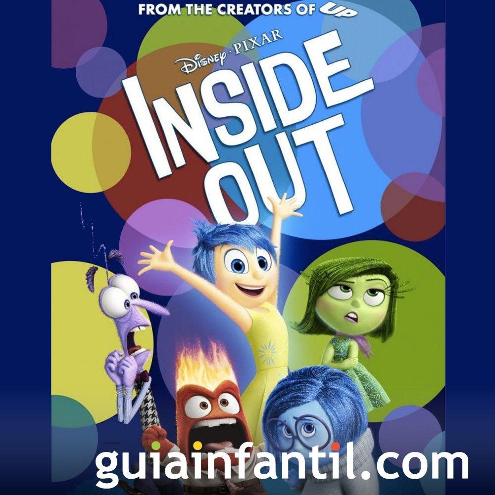 Inside Out, Intensamente y Del revés