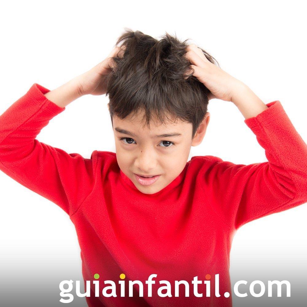 Repelentes para prevenir los piojos en los niños