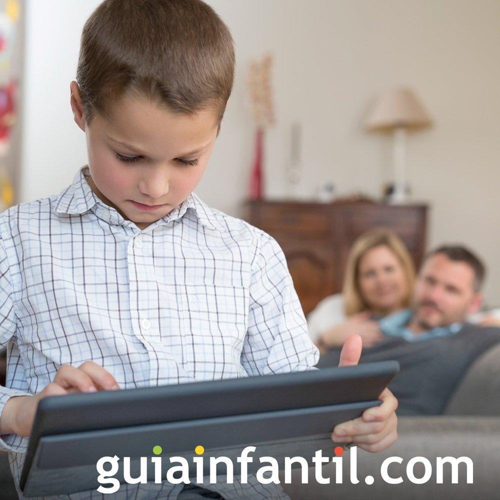 6. Evitar usar el nombre real. Protección infantil en internet