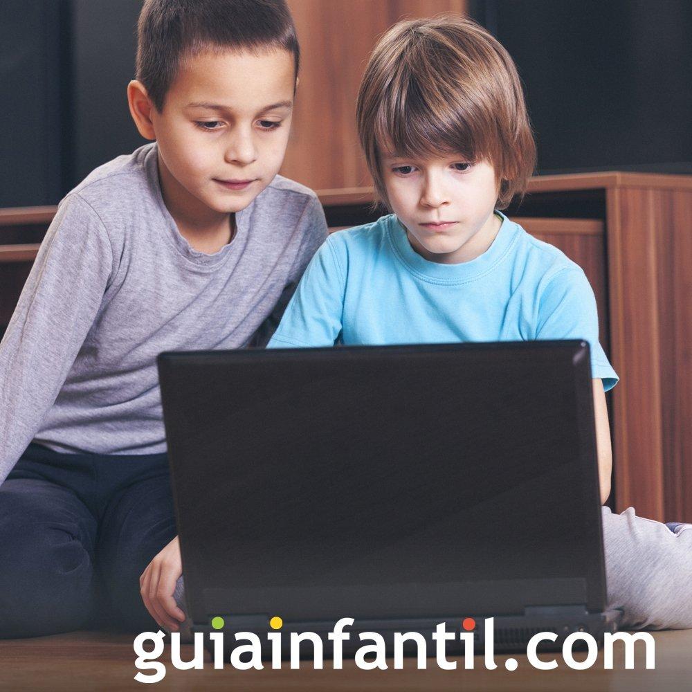 8. Guardar las conversaciones por chat que mantenga nuestro niño