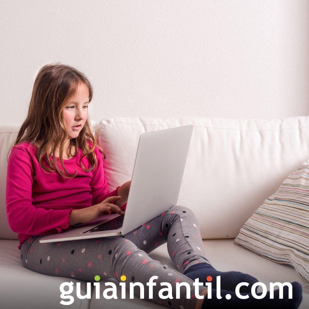 9. Conocer qué paginas web visita nuestro niño y poner filtros parentales
