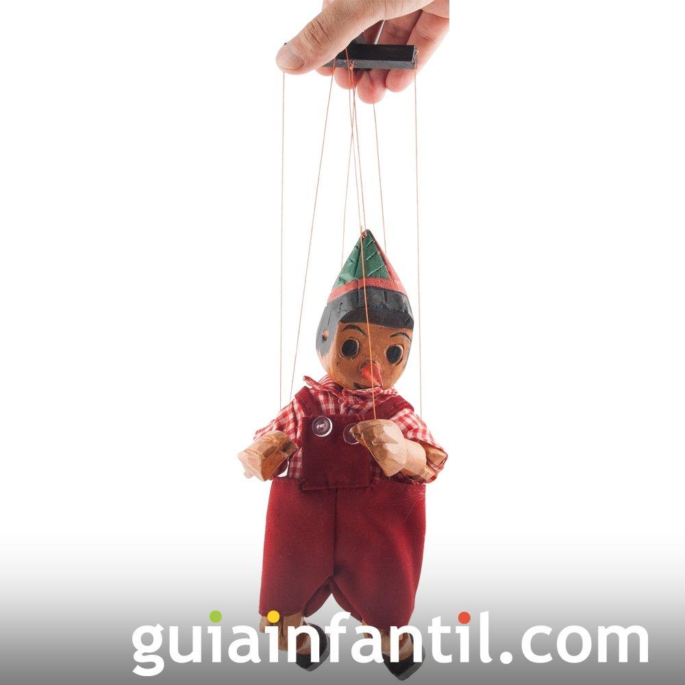 Juegos para estimular las habilidades de los niños: las marionetas