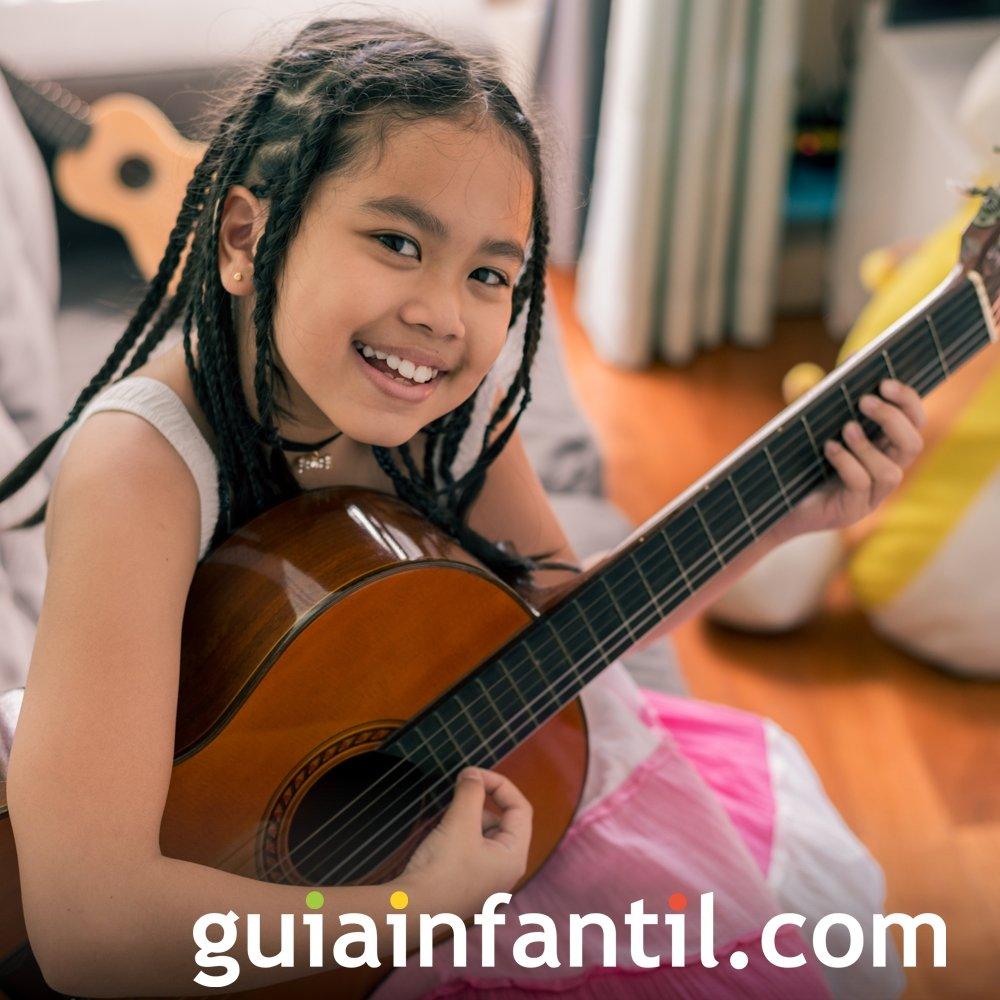 Tocar música. Actividades para desarrollar las capacidades del niño