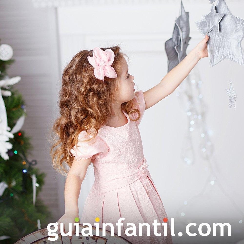Complementos para peinados de Navidad