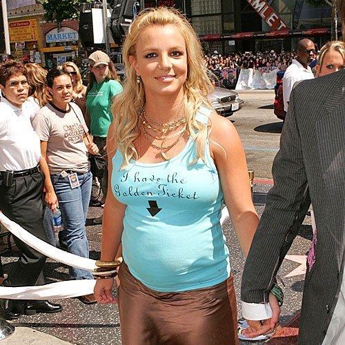 Britney Spears embarazada