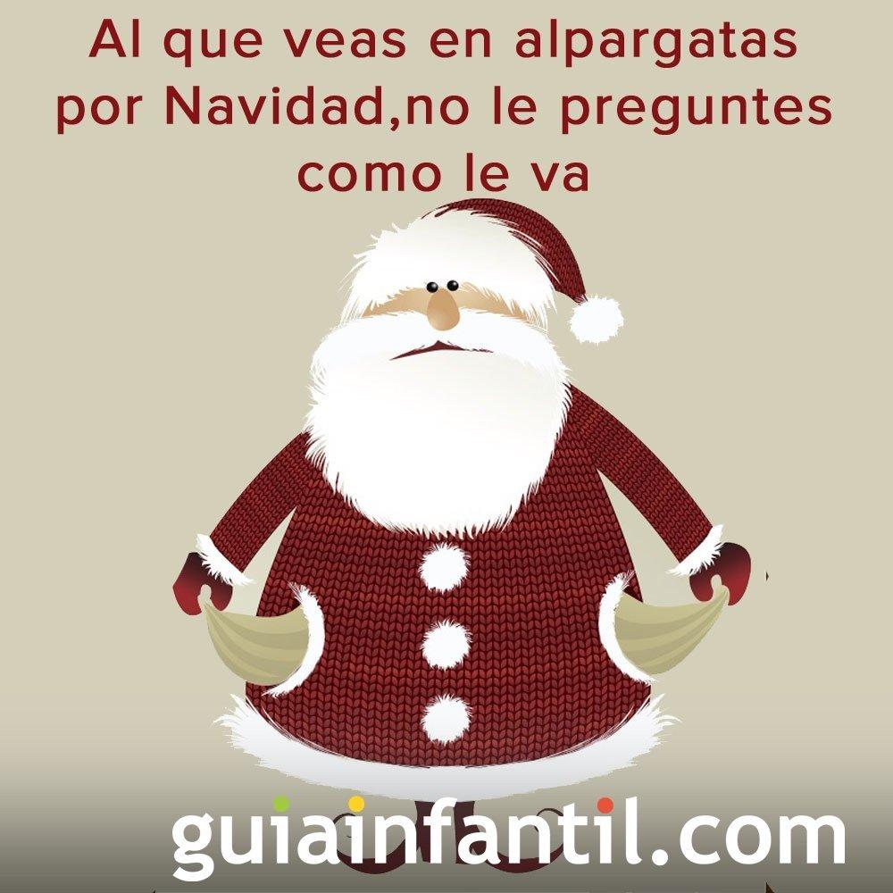 Navidad es compartir y donar. Refrán navideño