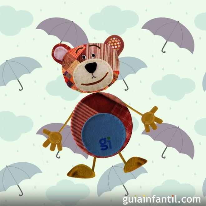 Canciones populares para niños. Que llueva, que llueva.