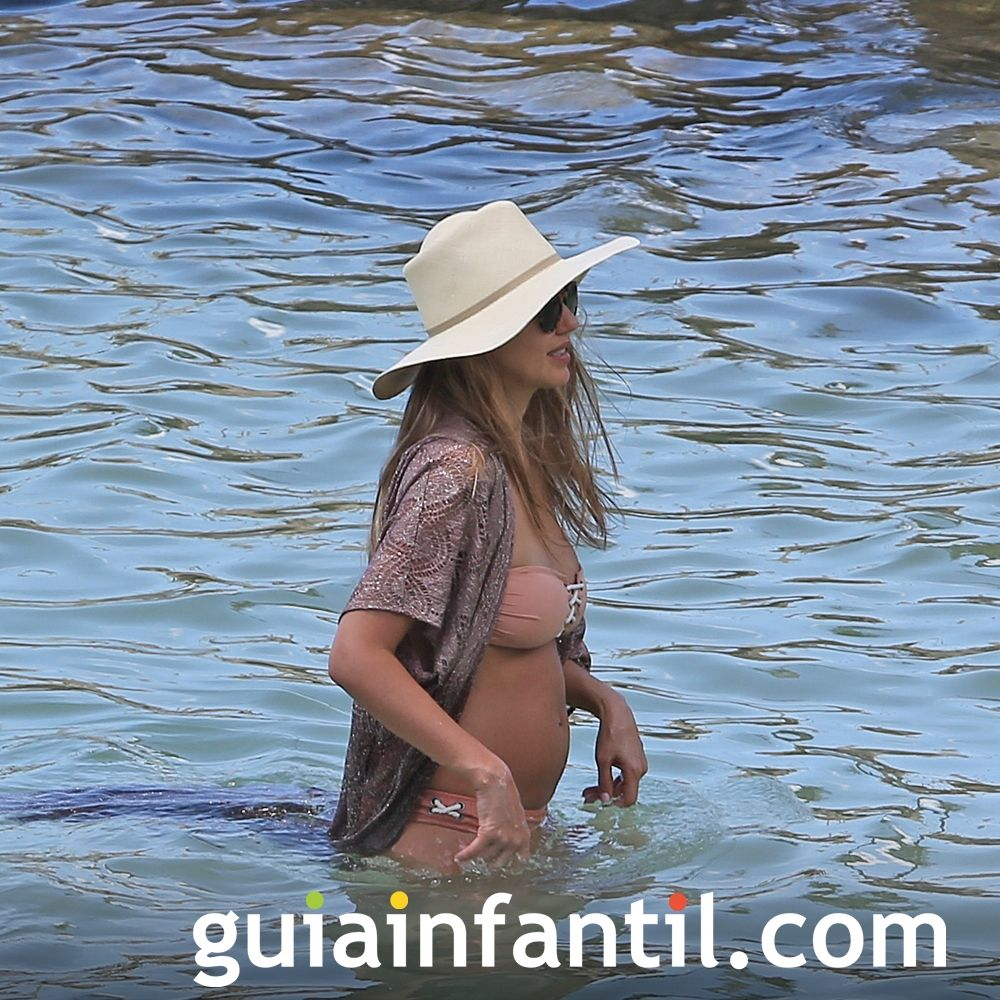 Jessica Alba espera su tercer hijo