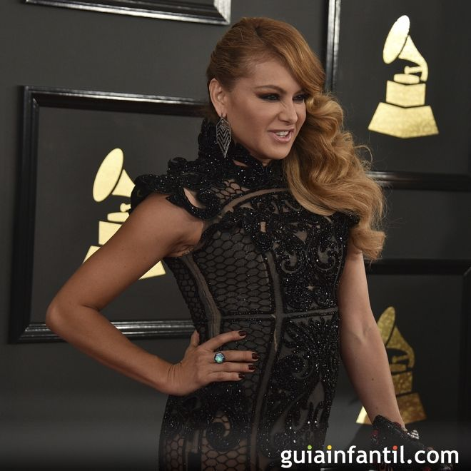 Paulina Rubio, embarazada, tendrá otro bebé en 2018