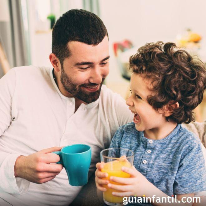 1- Buena comunicación con los hijos