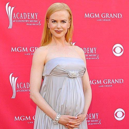 Nicole Kidman embarazada